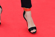 Barbara Palvin Evening Sandals