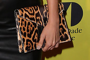 Karen Martinez Printed Clutch