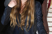 Devon Aoki Leather Jacket