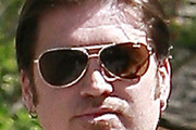 Billy Ray Cyrus Aviator Sunglasses