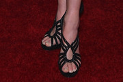 Taylor Louderman Strappy Sandals