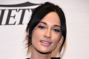 Kacey Musgraves Messy Updo