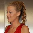 Blake Lively French Braid