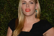 Busy Philipps Long Straight Cut