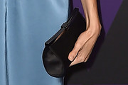 Gemma Chan Satin Clutch