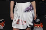 Leigh Lezark Mini Skirt