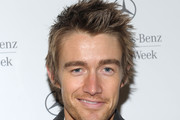 Robert Buckley Spiked Hair