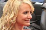 Cameron Diaz Medium Wavy Cut