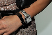 Candice Crawford  Rectangle-faced Watch