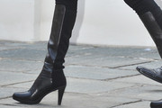 Charlene Wittstock Knee High Boots