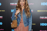 Charlotte Ronson Denim Jacket