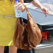 Cheryl Cole Leather Hobo Bag