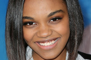 China McClain Asymmetrical Cut