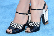 Chloe Grace Moretz Evening Sandals