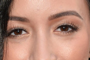 Christian Serratos Neutral Eyeshadow