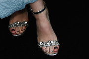 Kaitlyn Dever Evening Sandals