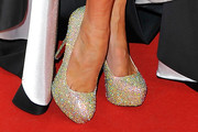 Lizzie Cundy Platform Pumps