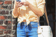 Reese Witherspoon Leather Shoulder Bag