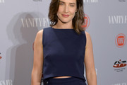 Cobie Smulders Crop Top