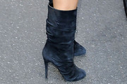 Courtney Mazza Mid-Calf Boots