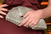Crystal Renn Beaded Clutch