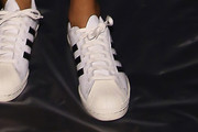 Alexa Chung Leather Sneakers