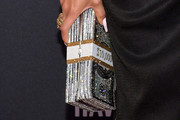 Khloe Kardashian Beaded Clutch