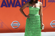 Tika Sumpter Corset Dress