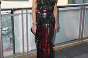 Paula Abdul Corset Dress