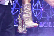 Paris Hilton Ankle Boots