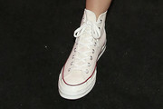 Amelia Hamlin Canvas Sneakers