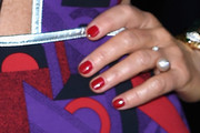 Anna dello Russo Red Nail Polish