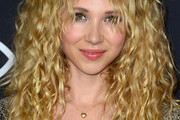 Juno Temple Long Curls