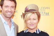 Deborra-Lee Furness Decorative Hat