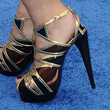 Demi Lovato Evening Sandals