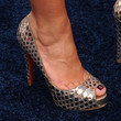 Demi Lovato Peep Toe Pumps