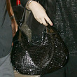 Demi Lovato Studded Hobo Bag