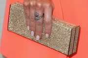 Denise Richards Hard Case Clutch