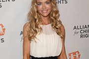 Denise Richards Loose Blouse