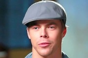 Derek Hough Newsboy Cap