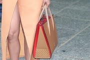 Jennifer Lopez Leather Tote