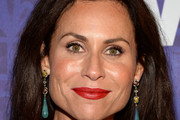 Minnie Driver Long Straight Cut