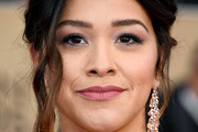 Gina Rodriguez Long Braided Hairstyle