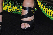 Donatella Versace Strappy Sandals