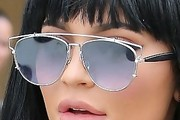 Kylie Jenner Square Sunglasses