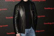 Bobby Flay Leather Jacket