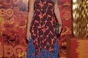Busy Philipps Print Dress