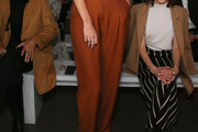 Poppy Delevingne Slacks