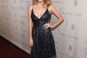 Ashley Hinshaw Beaded Dress