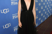 Claire Foy Little Black Dress
